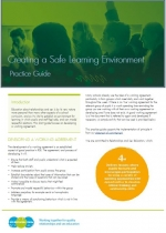 Creating a safe learning environment: a practice guide