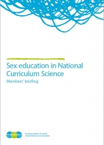 Sex Education in Science