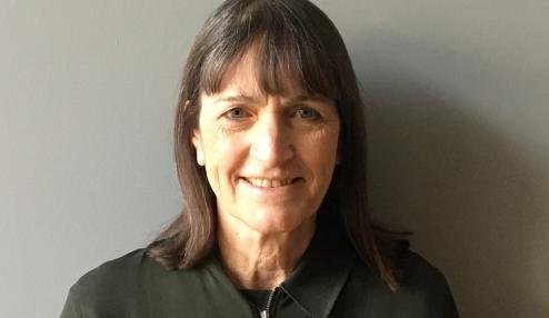 Alison Hadley OBE